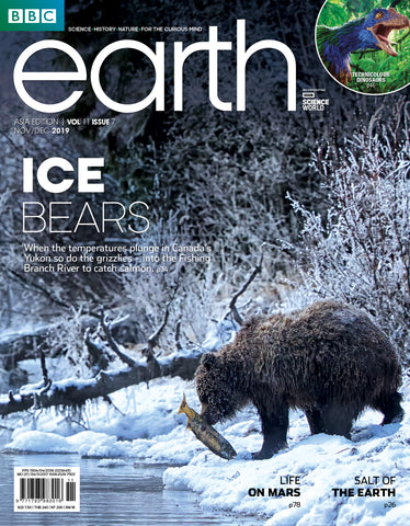 BBC Earth 2019 NOV/DEC