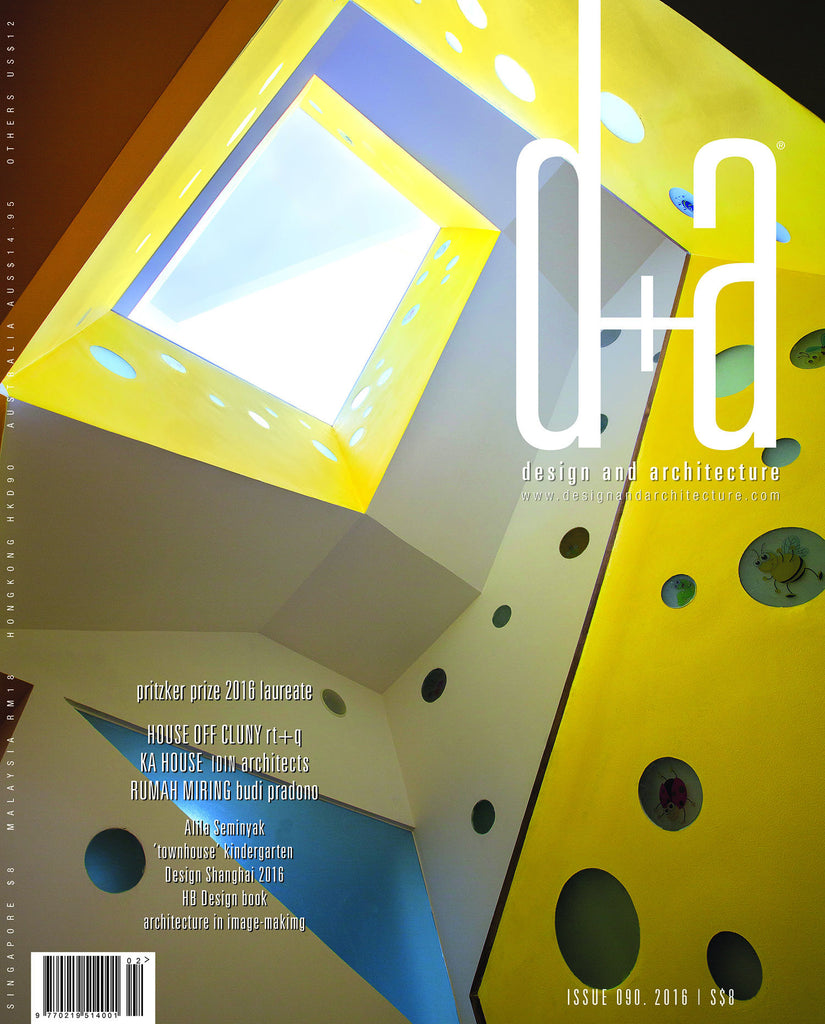 d+a Issue No. 090