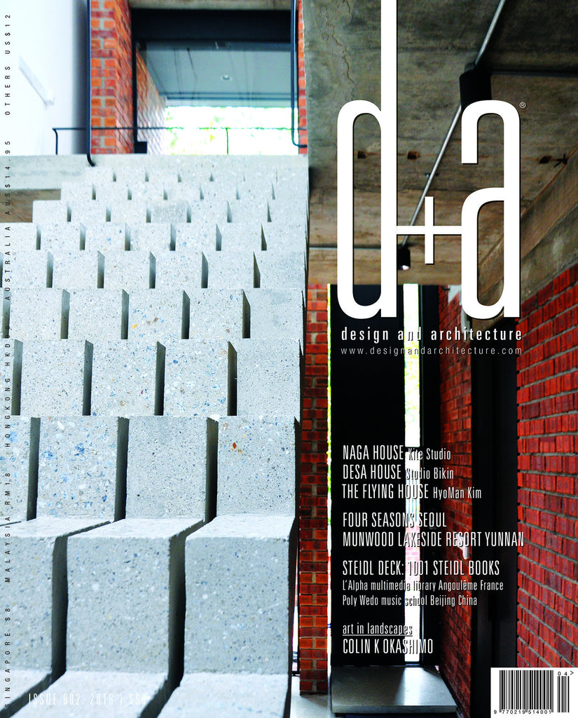 d+a Issue No. 092