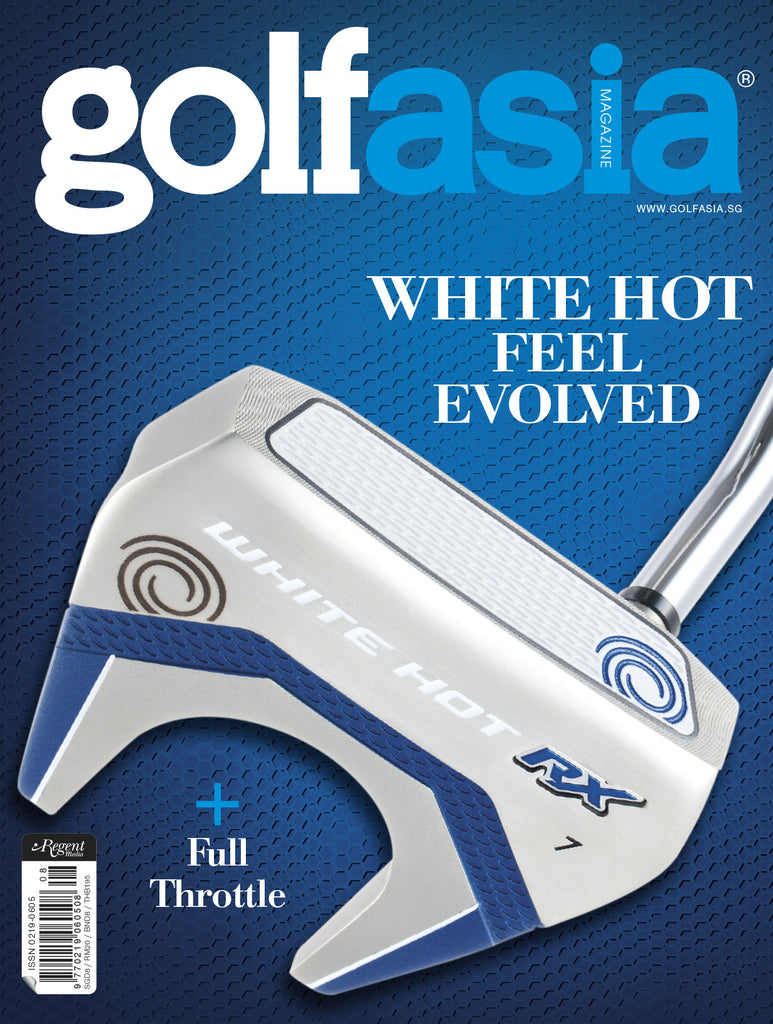 Golf Asia August 2016
