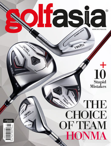 Golf Asia March 2017
