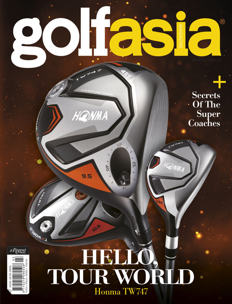 Golf Asia 2019 MARCH