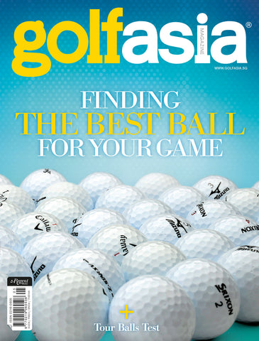 Golf Asia May 2017