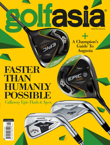 Golf Asia 2019 MAY