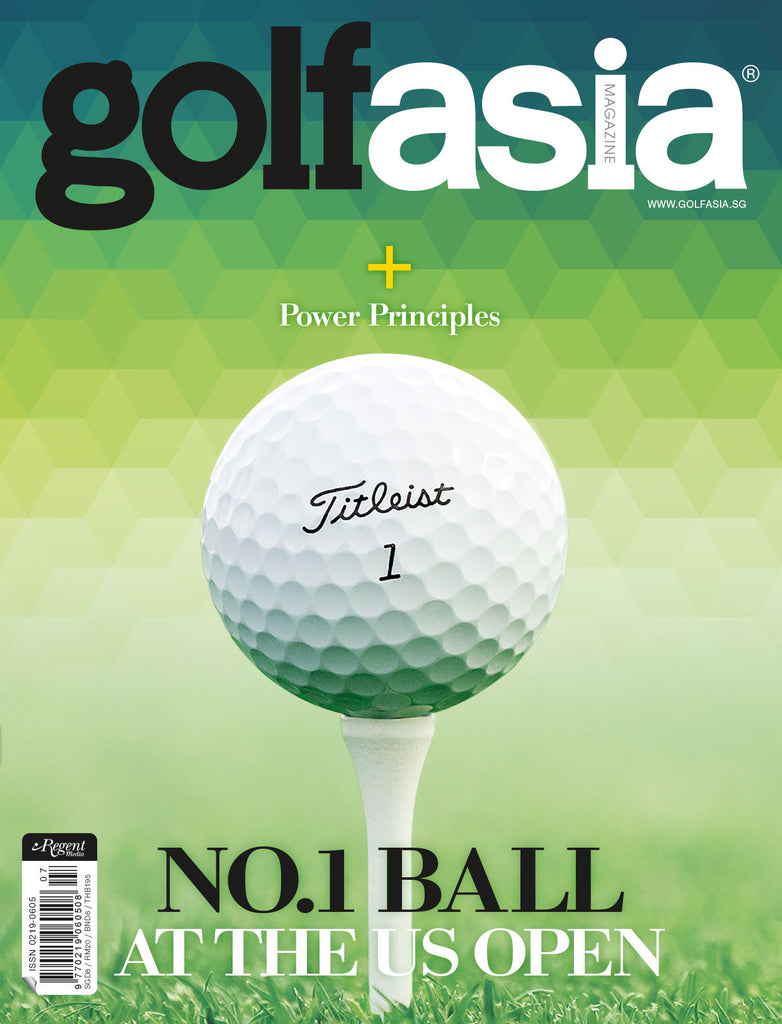 Golf Asia JULY 2017