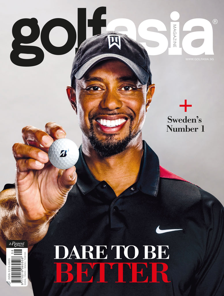 Golf Asia August 2017