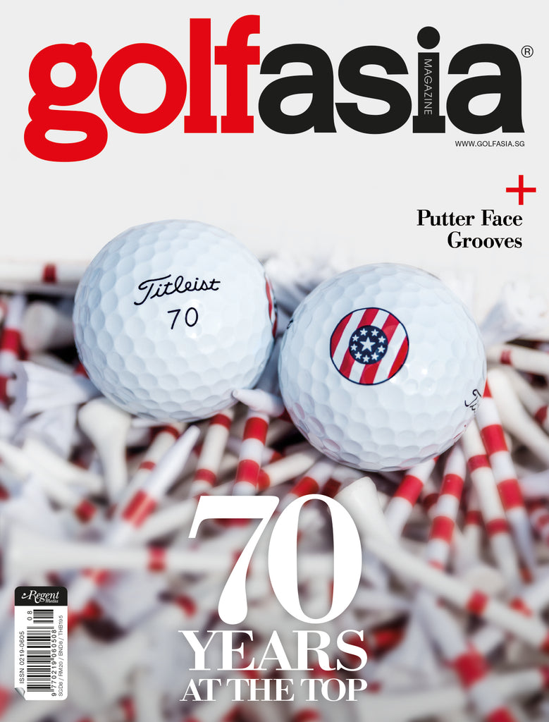 Golf Asia 2018 AUGUST