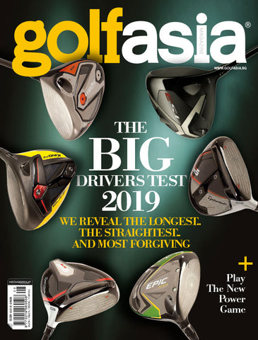 Golf Asia 2019 AUGUST