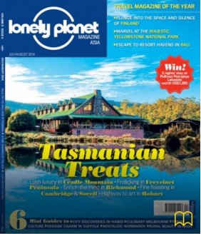Lonely Planet Jul/Aug 2014