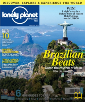Lonely Planet May/Jun 2014