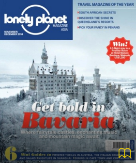 Lonely Planet Nov/Dec 2014