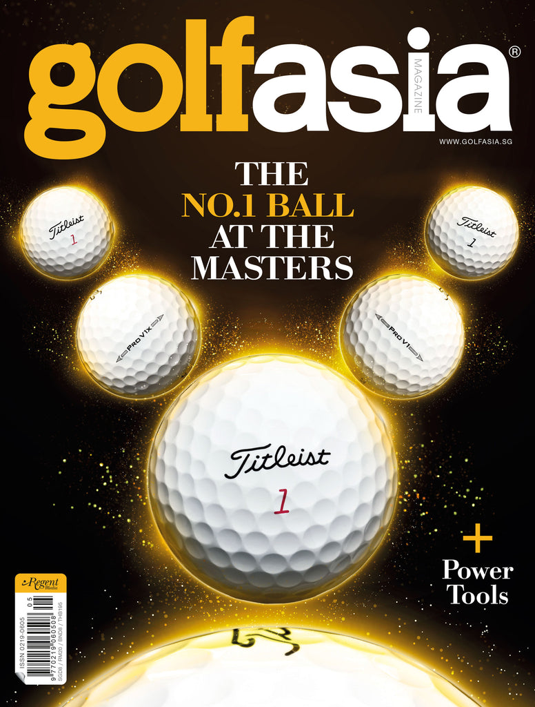 Golf Asia May 2016