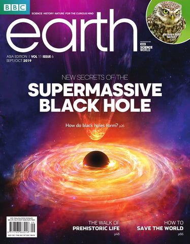 BBC Earth 2019 SEPT/OCT