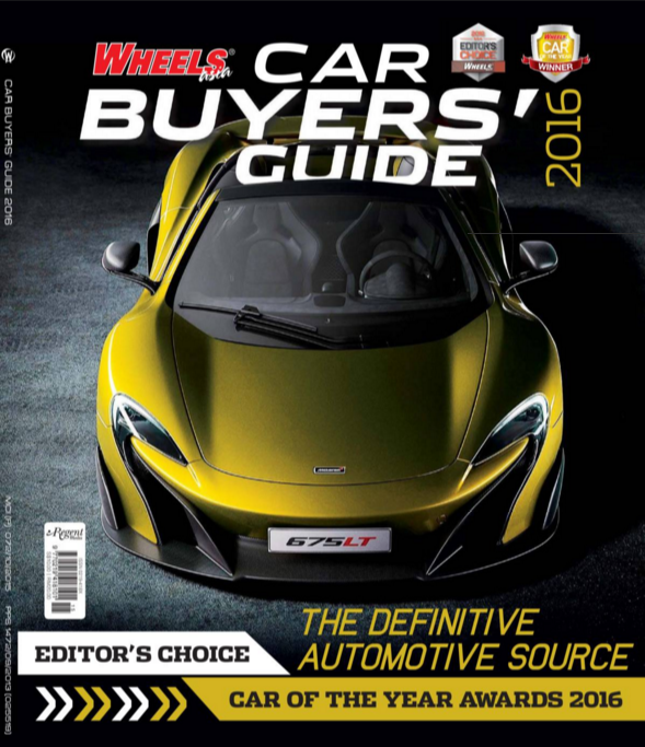 Wheels Asia - Car Buyers' Guide 2016