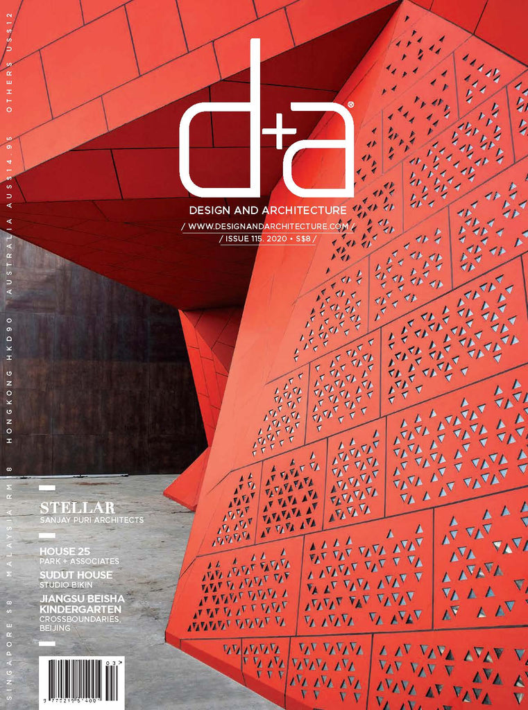 d+a Issue No. 115