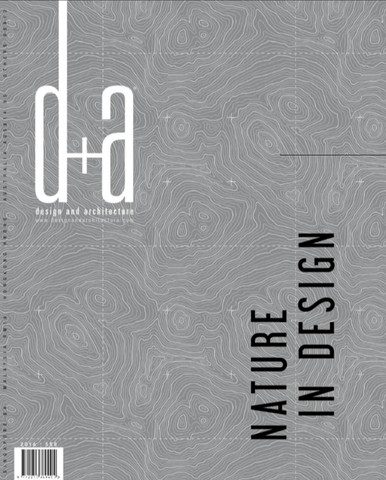 "d+a - Annual 2015/2016 ""Nature In Design"""