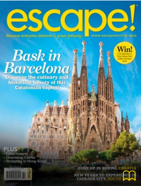 escape! Apr/May 2015