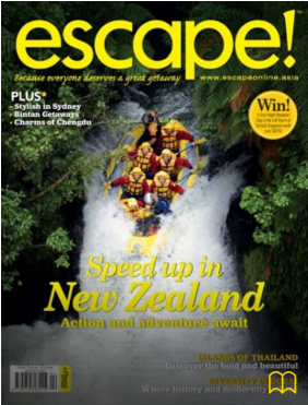 escape! Aug/Sep 2015