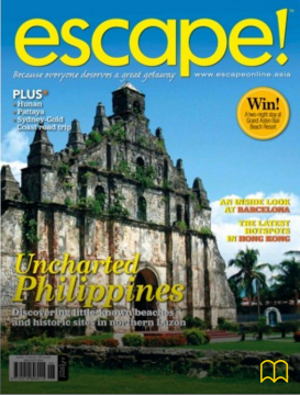 escape! Dec/Jan 2014