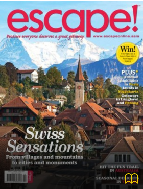 escape! Jun/Jul 2015