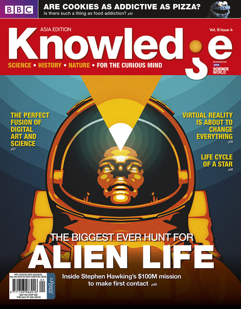 BBC Knowledge April 2016