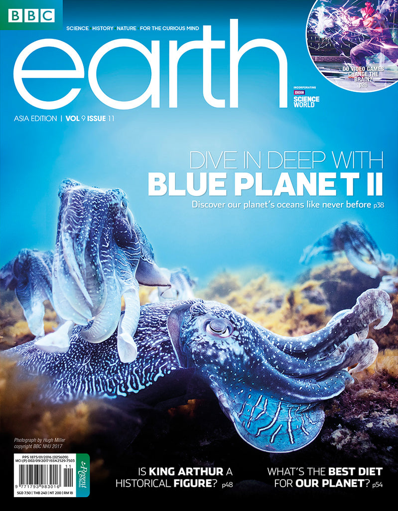 BBC Earth NOVEMBER 2017