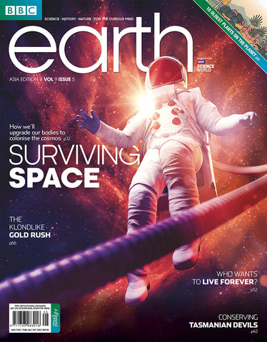 BBC Earth May 2017