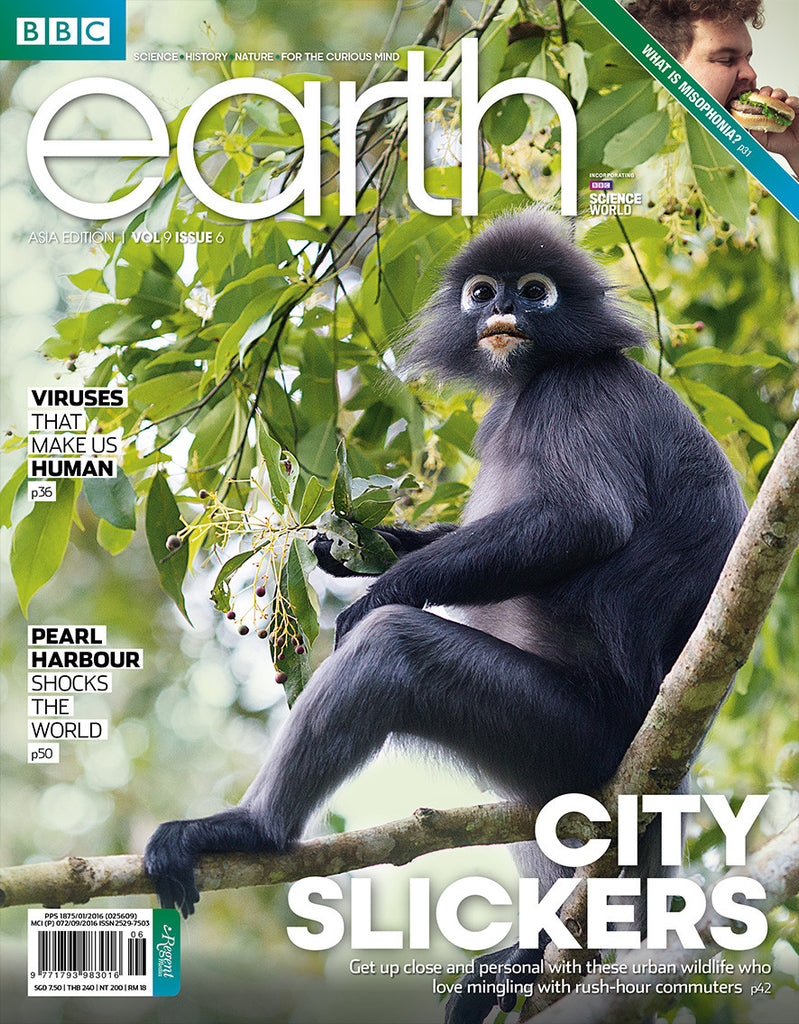 BBC Earth June 2017