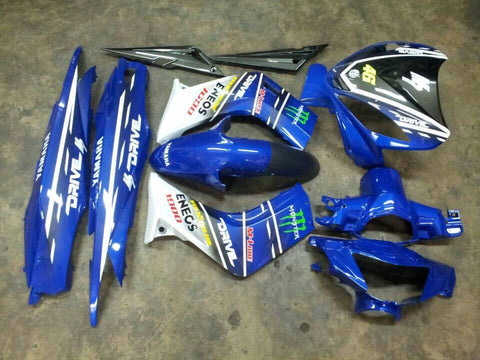 CUSTOMIZED YAMAHA LC135 V1/V2 BODY COVER SET