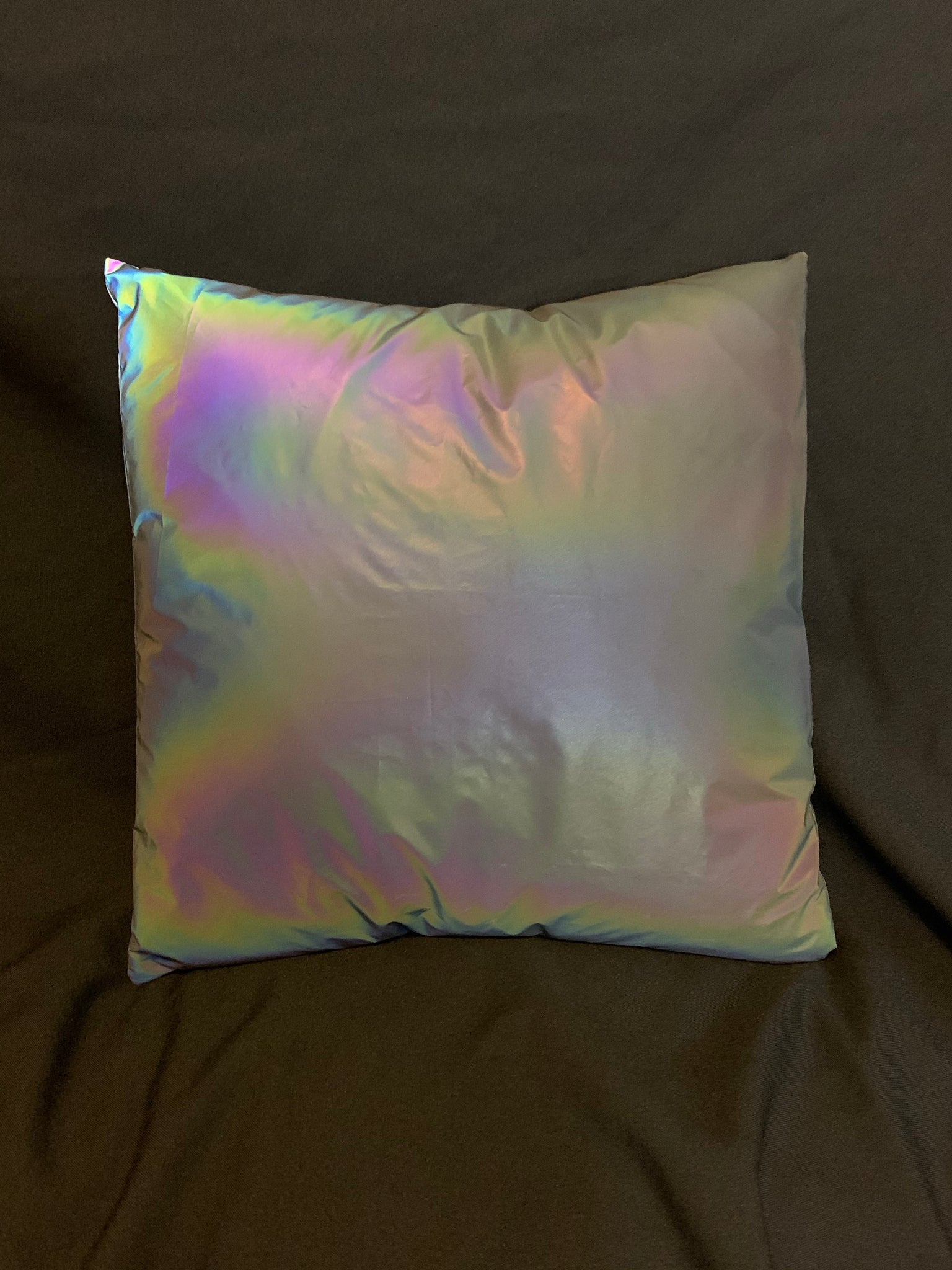Light-Reactive Cosmos Pillow Case
