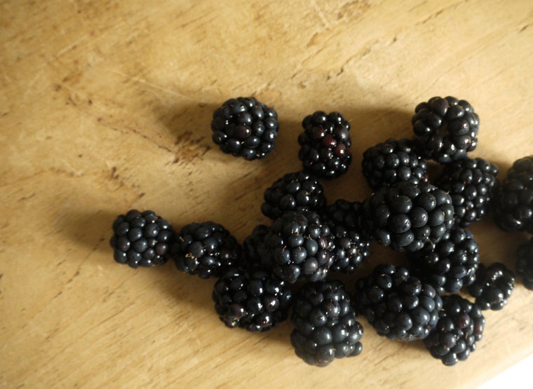 Fruit box Blackberries from Lancashire