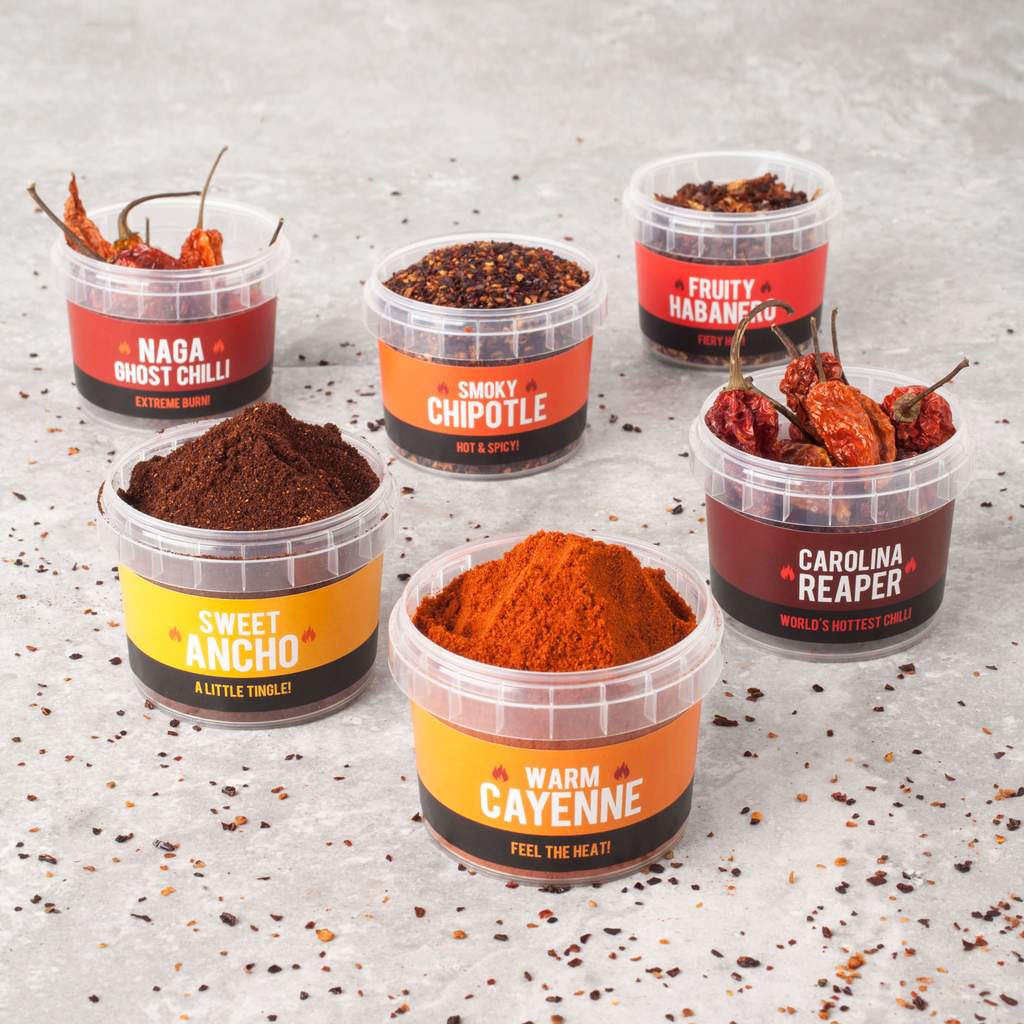 Chilli Rocks!…World's Hottest Chillies