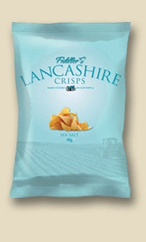 Fiddlers Lancashire Sea Salt Crisps
