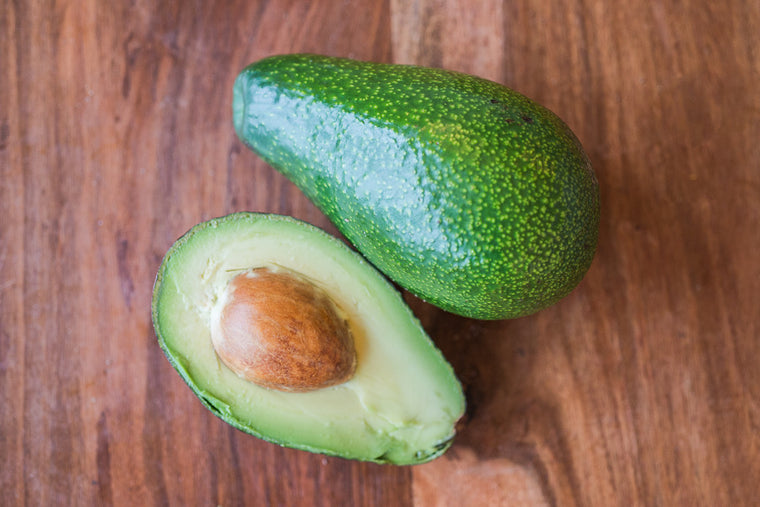 Local grown Lancashire Avocado