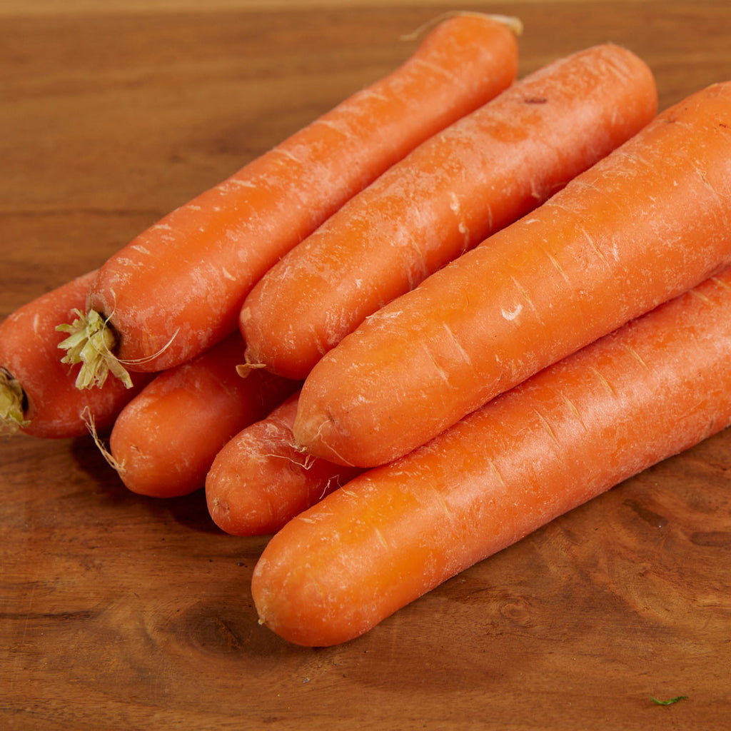 Washed Carrots x 500g