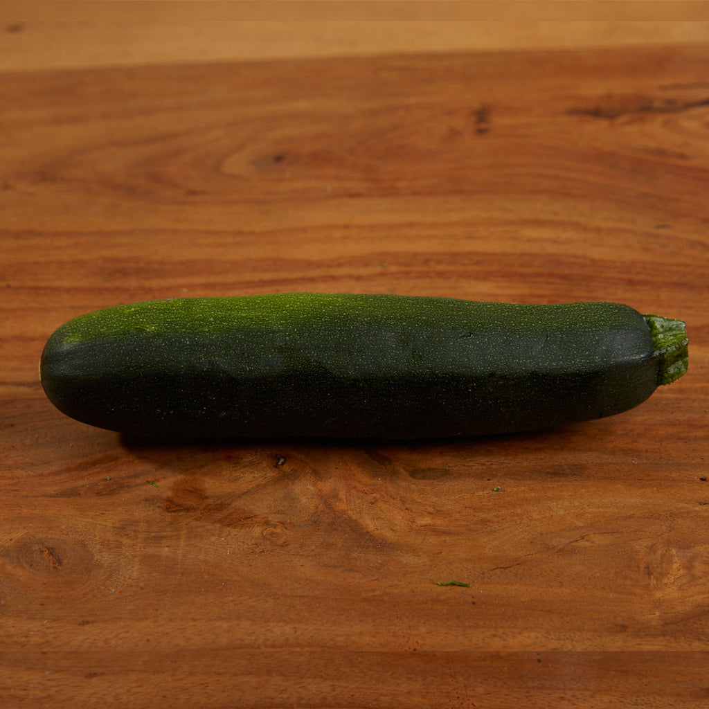 local grown Lancashire courgettes