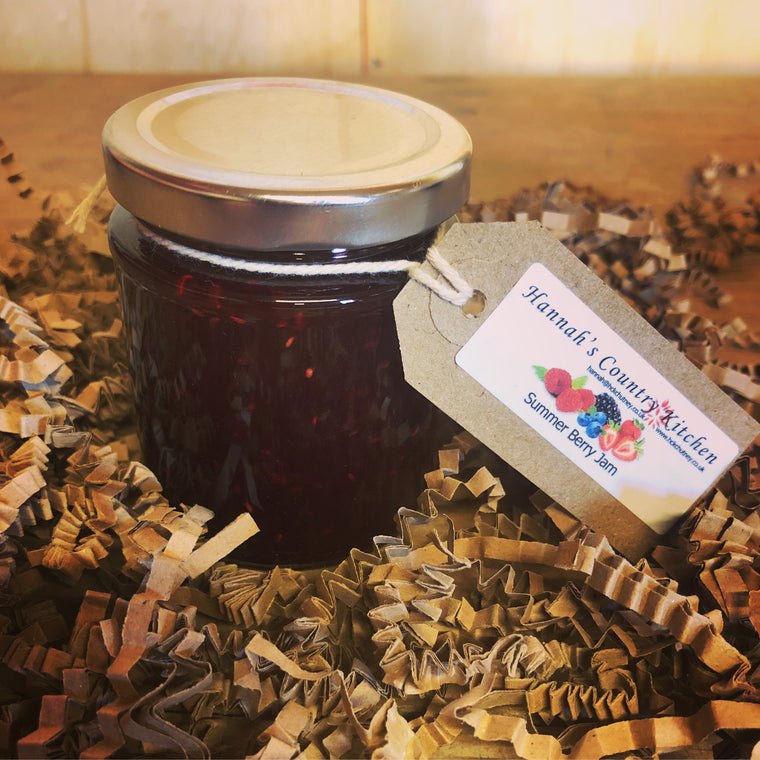 Summer Berry Jam