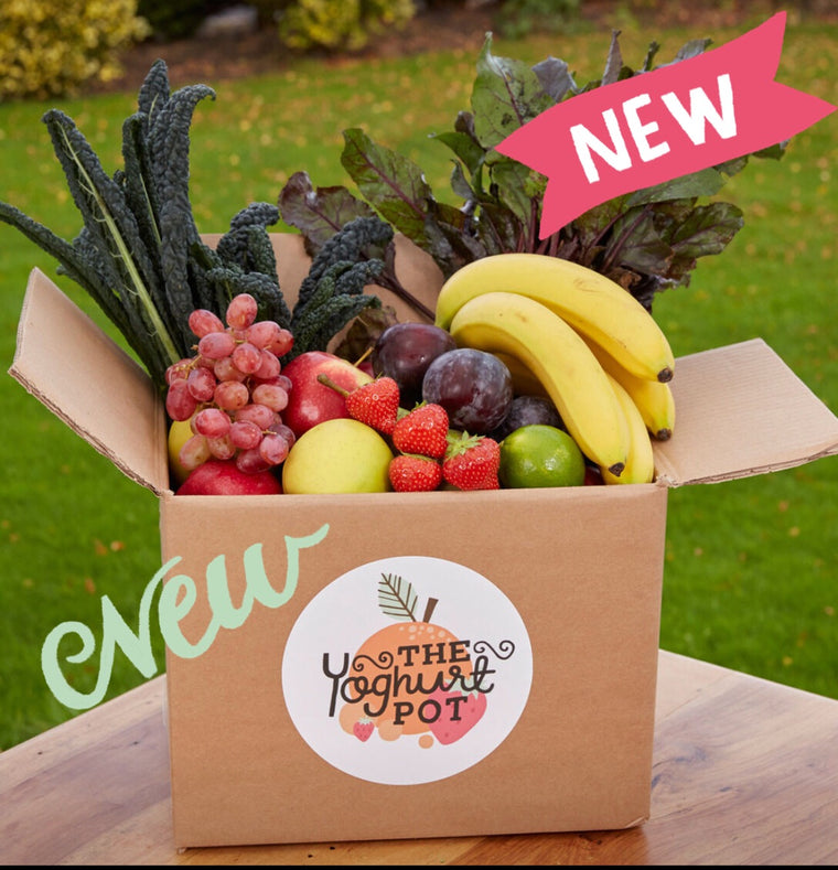 Summer Value Fruit & Veg Box