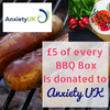 BBQ meat box home delivery London Support Anxiety UK