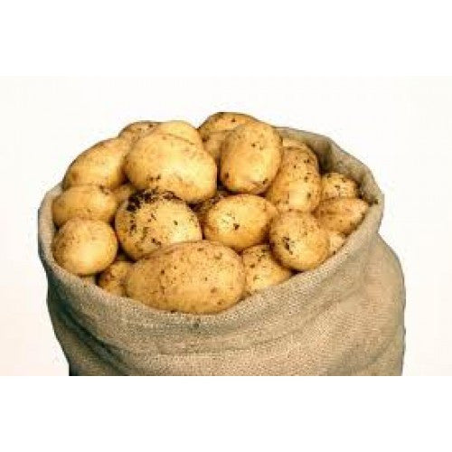 Local Dirty Potatoes - 1kg