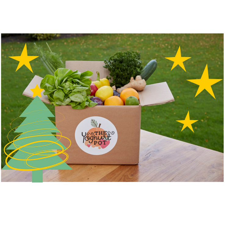 Christmas Veg salad Box