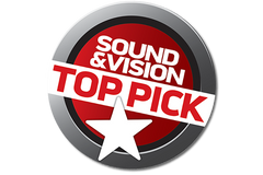 Sound & Vision Top Pick Award - Audioquest Dragonfly USB DAC