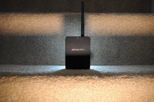 Arcam rBlink | SAVI Systems Perth, arcam, arcam perth, bluetooth, bluetooth wireless dac, wireless dac, hifi, home theatre perth, digital to analogue
