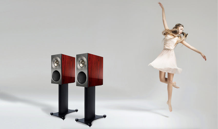 KEF Reference 1 Dancing | SAVI Systems Perth