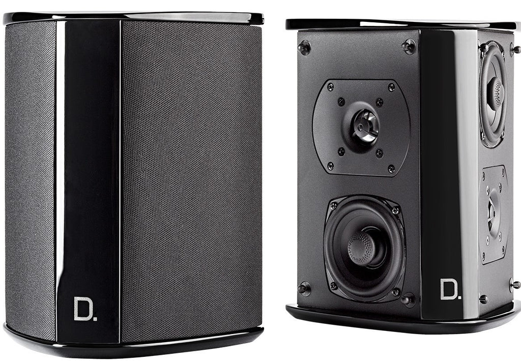 SAVI Systems Perth - Definitive Technology SR9040 BiPolar Surround Speakers