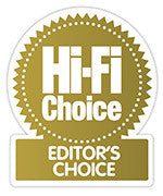 SAVI Systems - Hi-Fi Choice Editor's Award KEF Reference 1