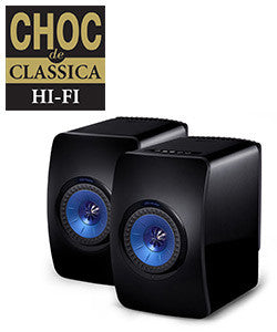 SAVI Systems - KEF LS50 Wireless Classica Magazine (France) Award