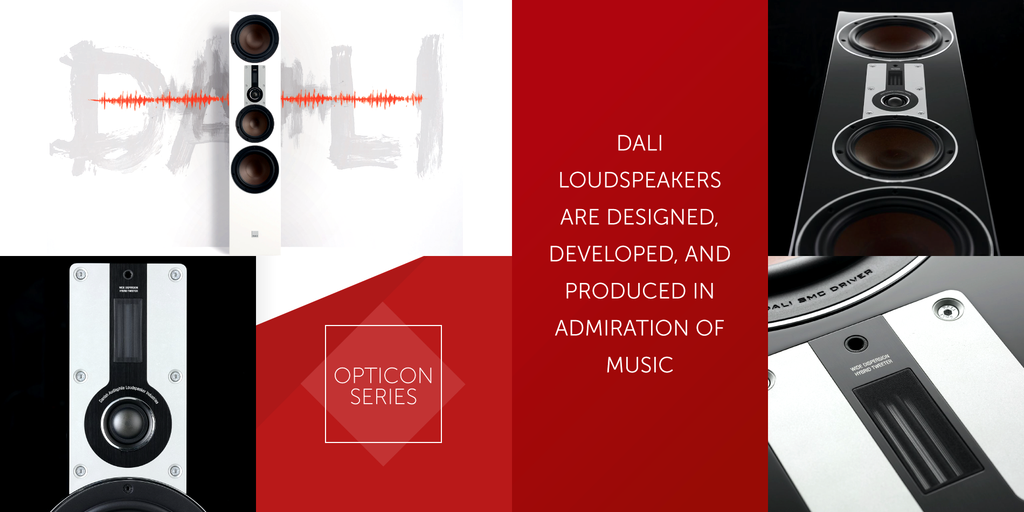 Dali Opticon Speaker Series Banner | SAVI Systems Perth