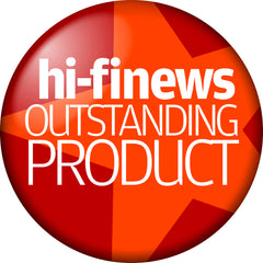 Hi Fi News Outstanding Product Award - Audioquest Dragonfly USB DAC