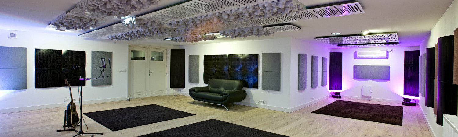 SAVI Systems Perth - Vicoustic Multifuser DC2 sound Diffuser Panel Install 1